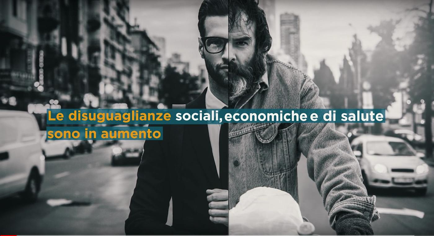 Dors Il Divario Economico Sociale E Di Salute E In Aumento